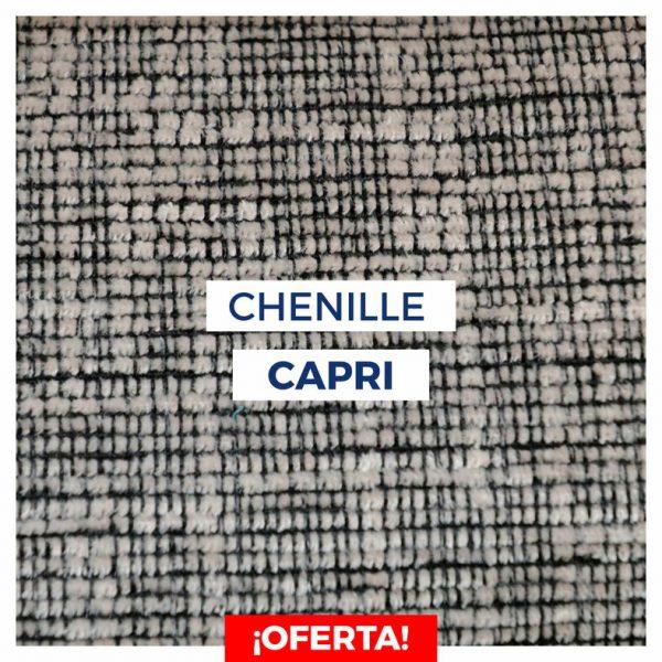 Chenille Capri