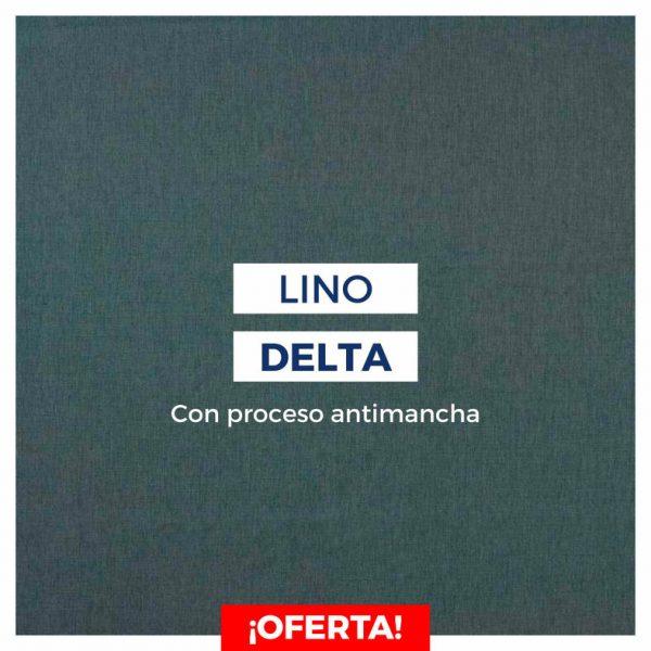 Delta con proceso antimancha